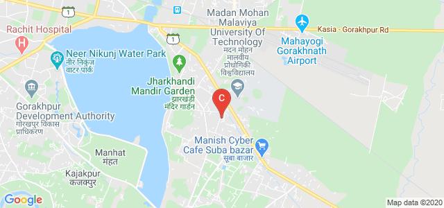 Madan Mohan Malaviya University Of Technology, Singhariya, Rapti Nagar Phase-4, Gorakhpur, Uttar Pradesh, India
