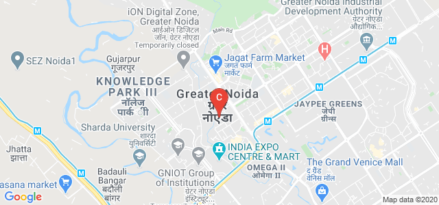 HIMT College of Pharmacy, Institutional Area, Knowledge Park I, Greater Noida, Uttar Pradesh, India