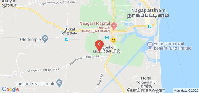 Sir Issac Newton College of Arts & Science, Vikkinapuram - Pappakovil Road, Nagapattinam, Tamil Nadu, India
