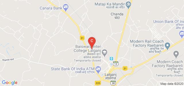 Baiswara Degree College, Azad Nagar Road, Alampur, Uttar Pradesh, India