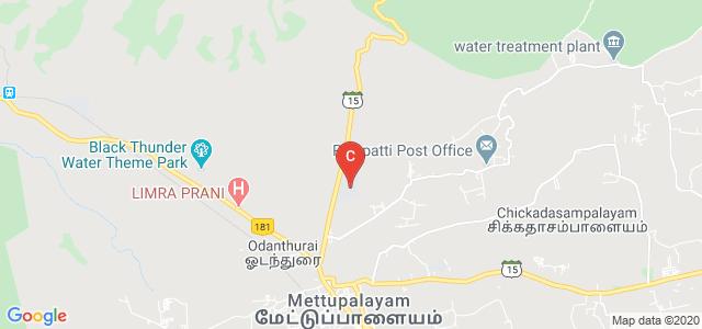 Forest College and Research Institute, Odanthurai R.F., Tamil Nadu, India