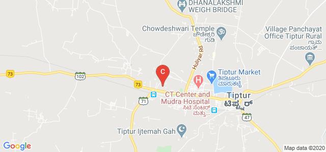 Pallagatti Adavappa Arts Commerce First Grade College, Vidya Nagar, Tiptur, Karnataka, India