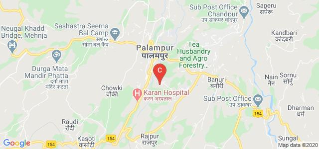 Shaheed Captain Vikram Batra Government College, Berachah, Palampur, Himachal Pradesh, India