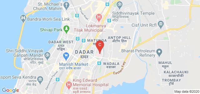 N R Swamy College of Commerce and Economics, Major R. Parameshwaran Road, Sewree Wadala Estate, Mumbai, Maharashtra, India