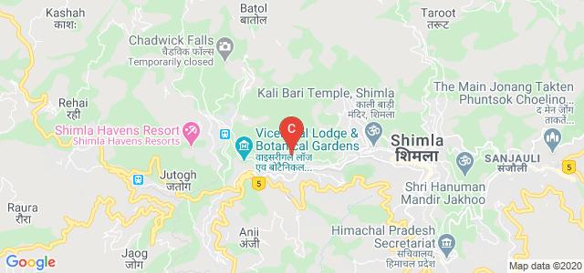 University Institute of Legal Studies, Awa Lodge, Chaura Maidan, Shimla, HP, India