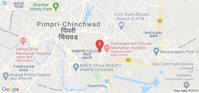 Dr. D. Y. Patil Institute of Technology, Pimpri Colony, Pune, Maharashtra, India