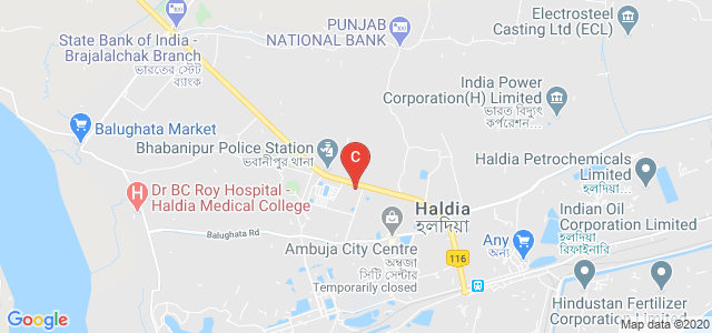 Haldia Institute Of Technology, Haldia, West Bengal, India