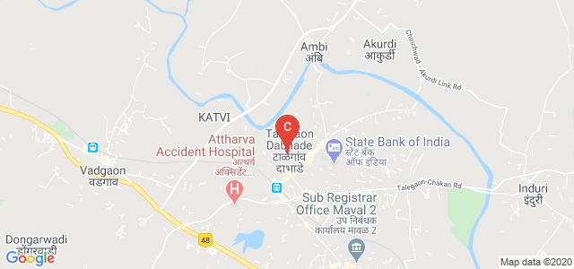 D Y Patil College Of Engineering, Ambi Talegaon Tal Maval., Pune, Maharashtra, India