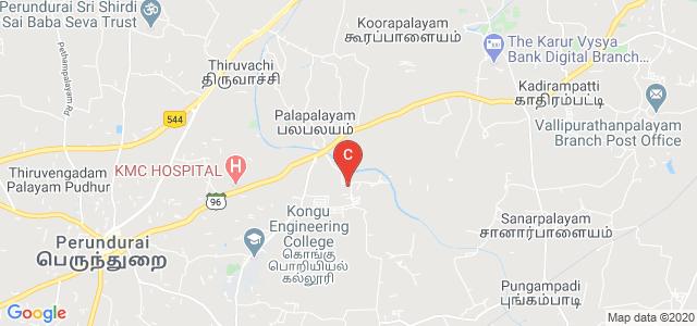 Nandha Engineering College, Erode, Tamil Nadu, India