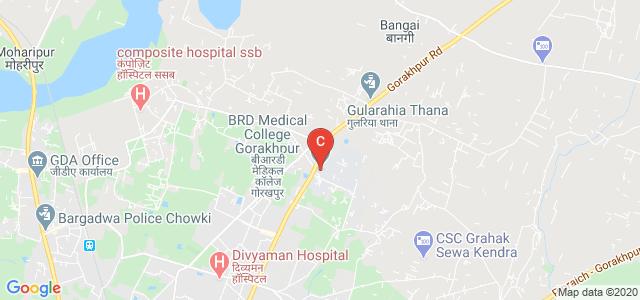 BRD Medical College Gorakhpur, Gorakhpur, Uttar Pradesh, India