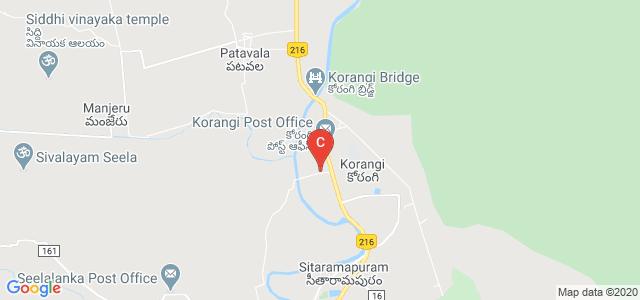 Koringa College of Pharmacy, Korangi, Andhra Pradesh, India