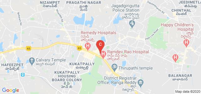 MNR Degree College, A.S.Raju Nagar, Vivekananda Nagar, Hyderabad, Telangana, India