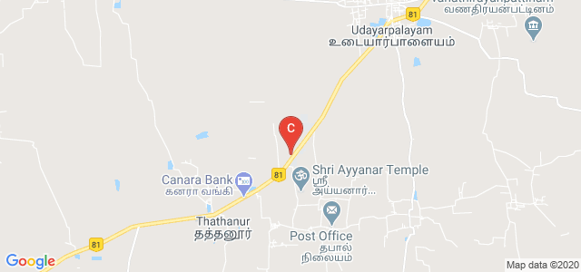 Meenaakshi Ramasamy Arts and Science College, Pottankadu, Ariyalur, Tamil Nadu, India