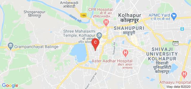 The New College, Kolhapur, Shivaji Peth A Ward, C Ward, Kolhapur, Maharashtra, India