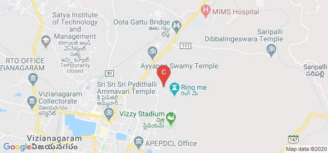 Maharajah's College of Pharmacy, Polytechnique College Road, Phool Bagh Colony, Phool Bagh, Vizianagaram, Andhra Pradesh, India