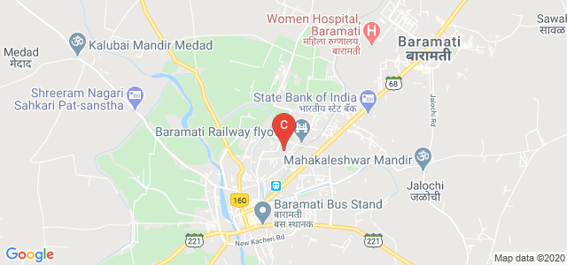 Tuljaram Chaturchand College, TC College Road, Vivekanand Nagar, Baramati, Maharashtra, India