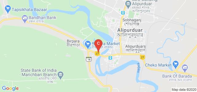 Vivekananda College, Birpara, Alipurduar, West Bengal, India