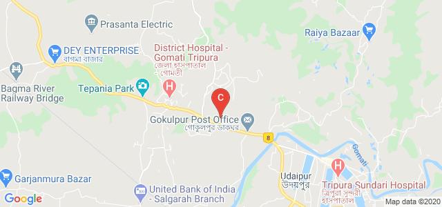 Netaji Subash Mahavidiyalay, Udaipur, Udaipur, Tripura, India