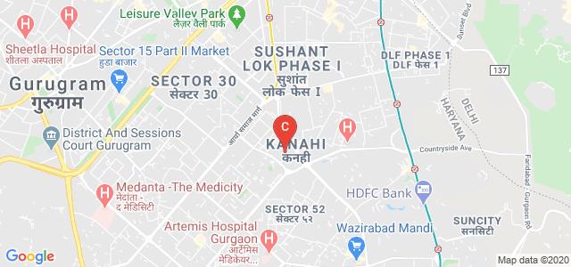 Shri Vishwakarma Skill University Haryana, Sector 44 Road, Kanahi, Gurugram, Haryana, India