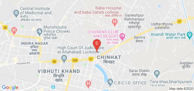 C.D. Girls Degree College, Govind Vihar, Hasangarden Colony, Kamta, Lucknow, Uttar Pradesh, India