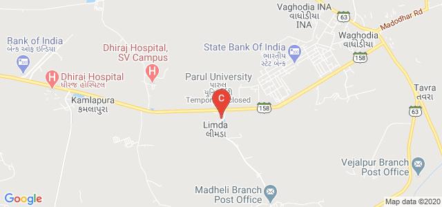 Parul Institute Of Applied Sciences, Limda Lake Road, Waghodia, Vadodara, Gujarat, India