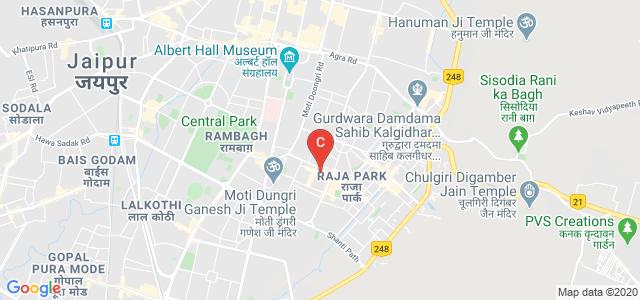 Vedik Kanya P.G. College, Gurunanakpura, Tilak Nagar, Jaipur, Rajasthan, India