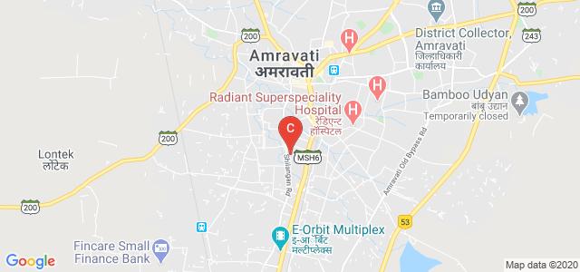 Brijlal Biyani Science College, Road, Sharda Vihar, Amravati, Maharashtra, India