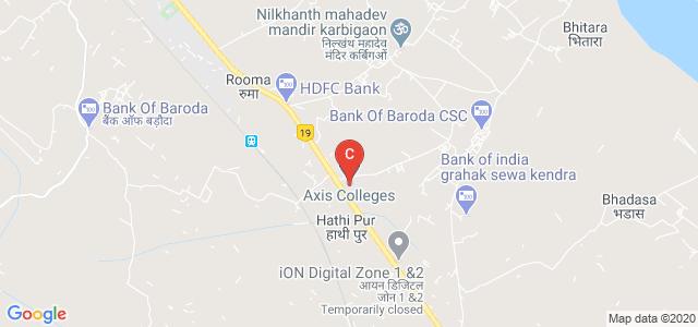 Axis Colleges, NH2, Chakeri Ward, Kanpur, Uttar Pradesh, India