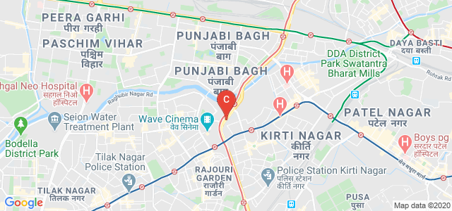 Rajdhani College, Ring Road, Bali Nagar, New Delhi, Delhi, India