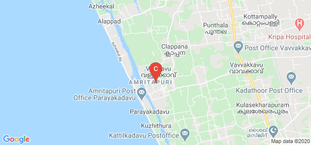 Amrita School of Arts & Sciences, Amritapuri, Vallikavu, Kerala, India