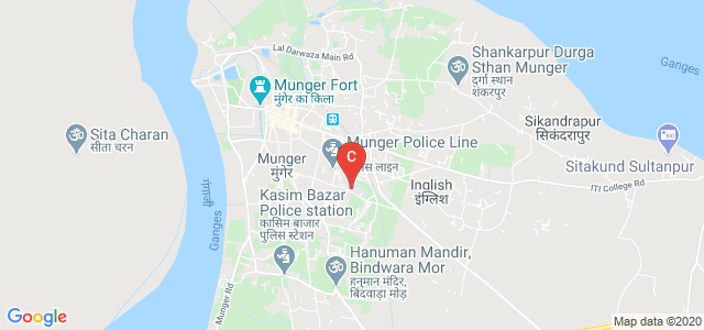 Munger University, Shastri Nagar,, Munger, Bihar, India
