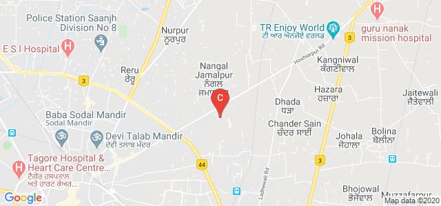 Trinity College, Guru Gobind Singh Avenue, Jalandhar, Punjab, India