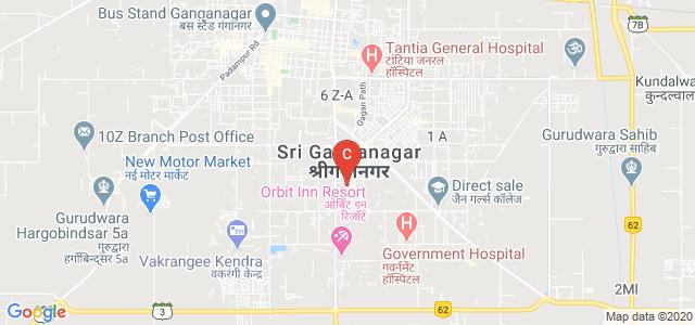 Surendera Dental College and Research Institute, his highness gardens, Model Town, Sri Ganganagar, Rajasthan, India