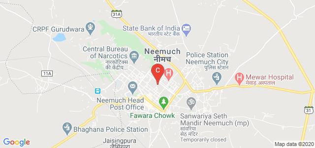 Dr. Radhakrishnan Vidyapeeth, Dr. Radhakrishnan Nagar, Neemuch Chawni, Neemuch, Madhya Pradesh, India