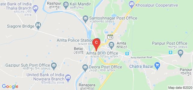 Ramsaday College, Howrah, West Bengal, India