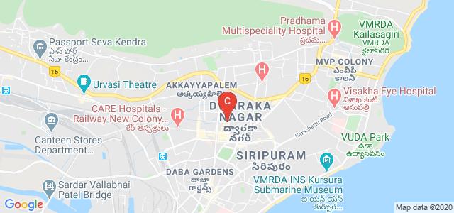 B.V. K. College, Seethammapetha Bus Stop, Seetamma Peta, Dwaraka Nagar, Visakhapatnam, Andhra Pradesh, India