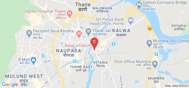 Chhatrapati Shivaji Maharaj Hospital, Kalwa, Kalwa West, Budhaji Nagar, Kalwa, Thane, Maharashtra, India