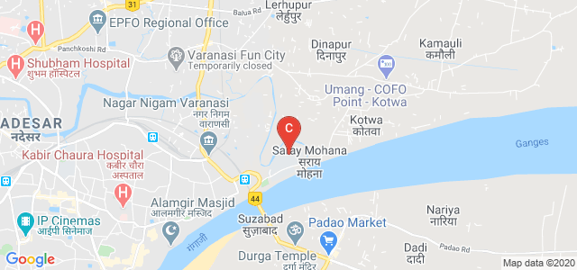 Vasanta college for Women, Fort, Varanasi, Uttar Pradesh, India