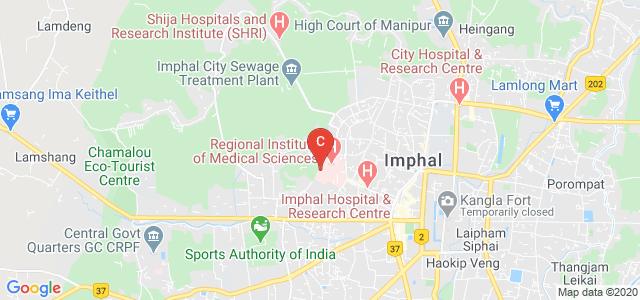 RIMS Dental College, Imphal, Manipur, India
