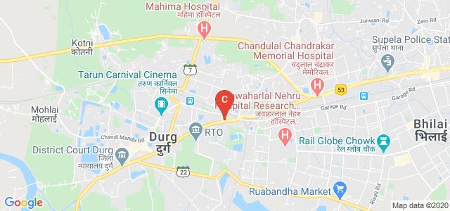 Hemchand Yadav University, Deepak Nagar, Malviya Nagar, Durg, Chhattisgarh, India