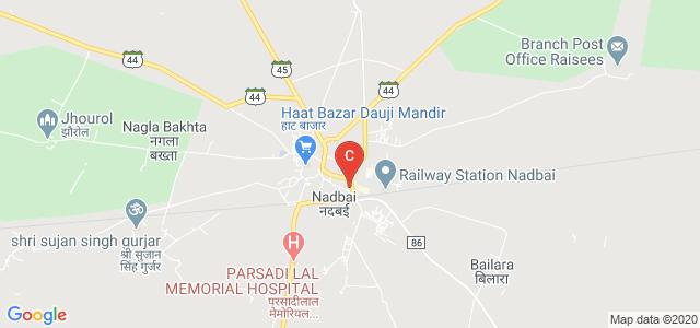 Nadbai, Bharatpur, Rajasthan, India