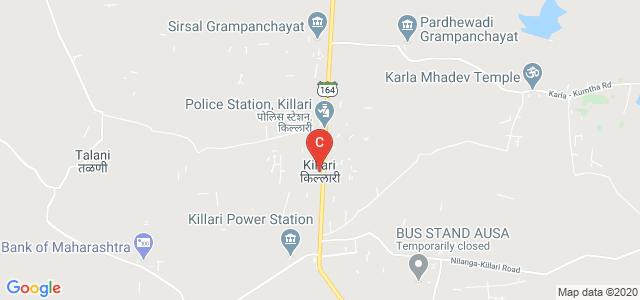 Killari, Maharashtra 413516, India