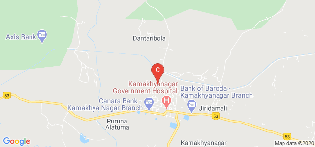 Kamakhyanagar College, Gopabandu Park Road, Kamakhyanagar, Odisha, India