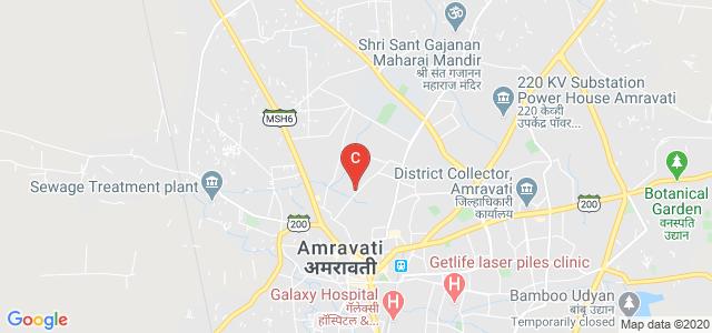 Late Narayanrao Amritrao Deshmukh Arts & Commerce College, Habib Nagar, Hazrat Bilal Nagar, Amravati, Maharashtra, India