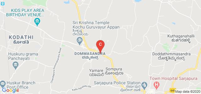 ISME ( International School Of Management Excellence ), Dommasandra, Bangalore, Karnataka, India