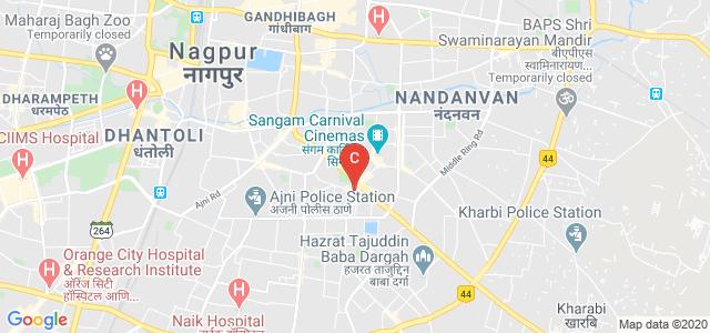 Kamla Nehru Mahavidyalaya, Raghuji Nagar, Nagpur, Maharashtra, India
