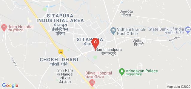 Mahatma Gandhi University of Medical Sciences & Technology, Ricco Industrial Area, Sitapura, Jaipur, Rajasthan, India