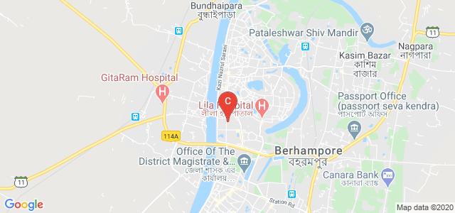Union Christian Training College, Netaji Road, Khagra, Berhampore, West Bengal, India