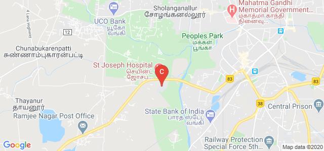 Oxford College Of Education, Trichy - Dindugal Road, Pirattiyur, Tiruchirappalli, Tamil Nadu 620009, India