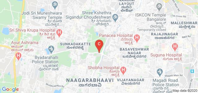 Magadi Road, N R Colony, Narasimharaja Colony, Naagarabhaavi, Bengaluru, Karnataka 560091, India
